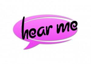 luisteren en belangstelling