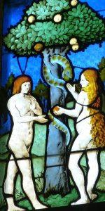 Adam gaf de schuld aan Eva