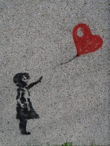 liefde loslaten