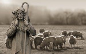 Jezus draagt jou