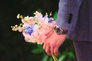 bloemen als goedmaker