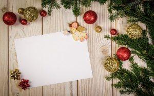 kerst brief