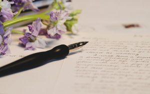 Wie schrijft nog brieven?